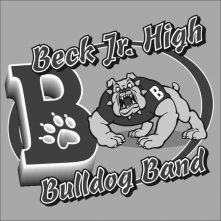 Beck Jr. High Bulldog Band